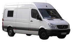 A big van